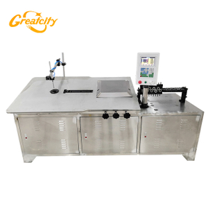 Greatcity Marque HOT vendant 2d fil d'acier automatique pliant formant la machine cnc