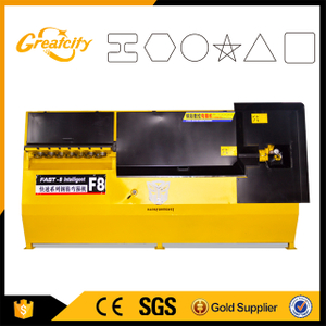 Cadreuse de barres d'armature automatique usine en Chine de greatcity de vente directe